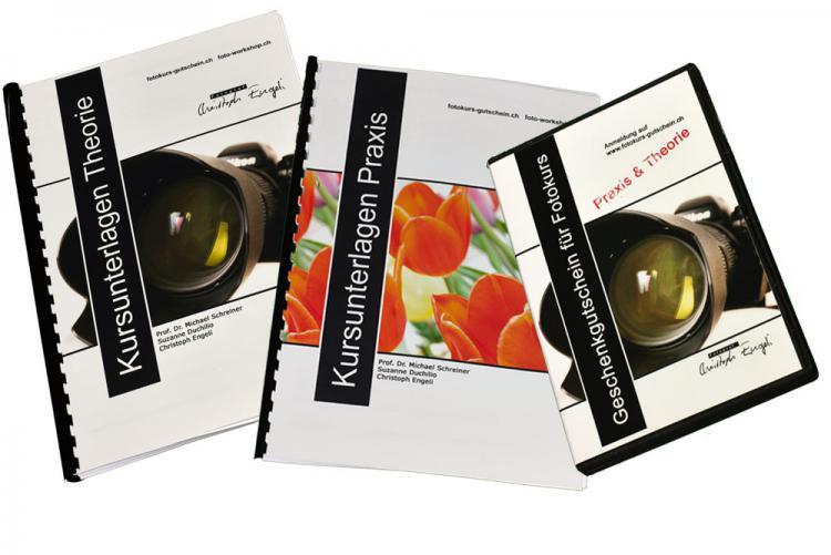 Gutschein-Box inklusive Lehrbuch Theorie und Praxis